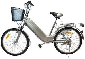 bicicletta-elettrica-ecologica