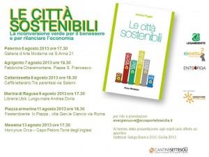 invito web città sostenibili tour