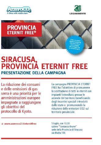 siracusa eternit free