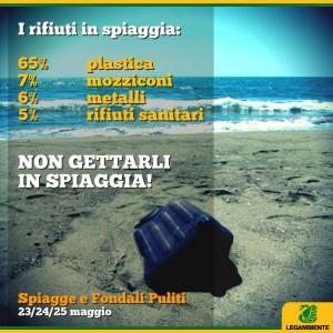 spiagge e pulite risultati
